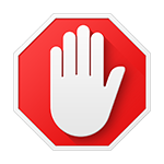 Icon for AdBlock extension