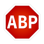 Icon for Adblock Plus extension