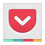 Icon for Save to Pocket extension